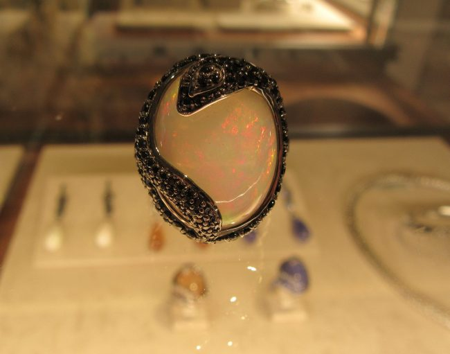 Legend Cobra Opal Ring