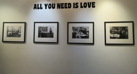 All You Need is Love Signage
