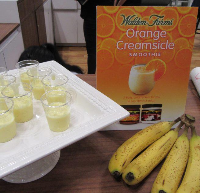 Walden Farms Orange Creamsicle Smoothie