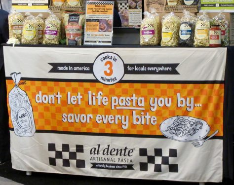 Don't Let Life Pasta You By
