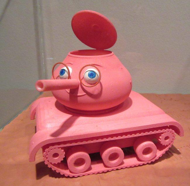 Happy Tank Film Still
