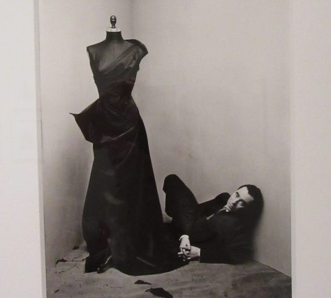 Charles James 1946 By Irving Penn