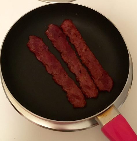 Bacon in the Pan