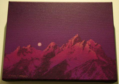 Wyoming Moon