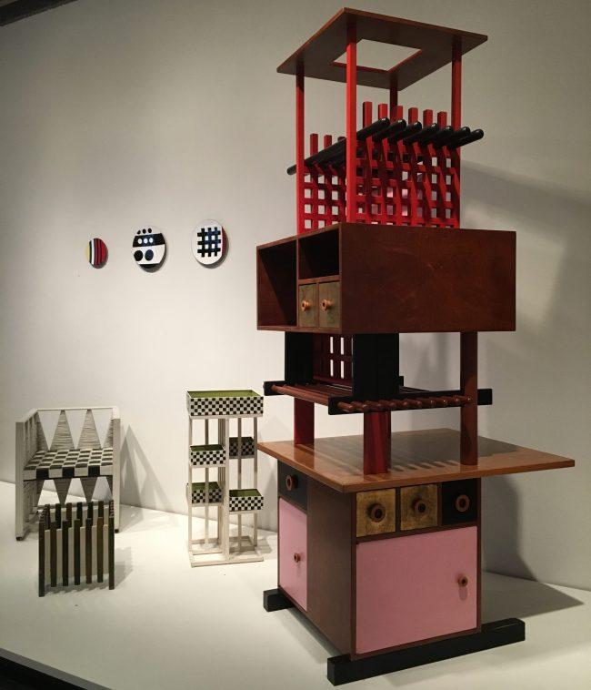 Ettore Sotsass Tower Cabinet