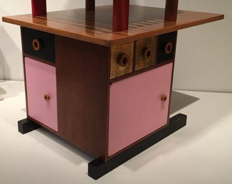 Ettore Sotsass Tower Cabinet Detail