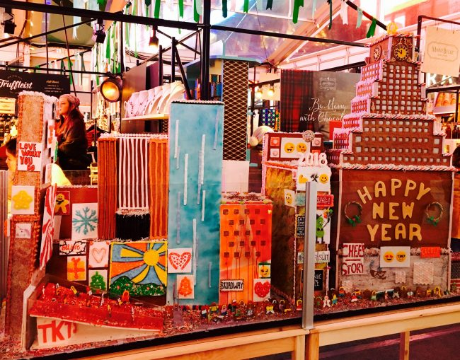 Gingerbread Times Square