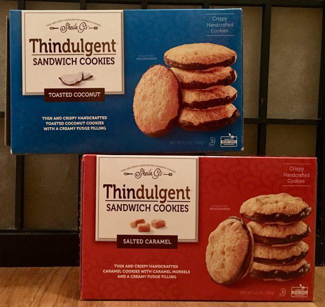 Thindulgent Cookie Sandiwches