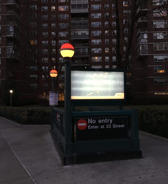 23rd Street SubwayExit