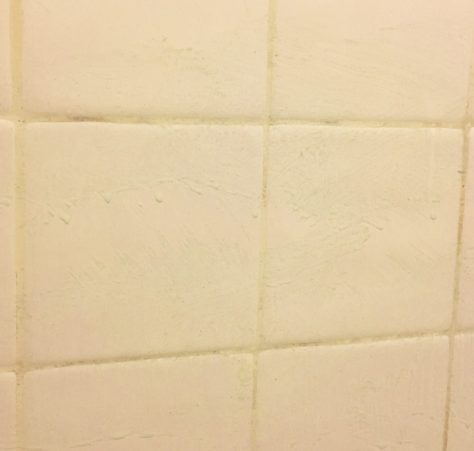 Tile Before