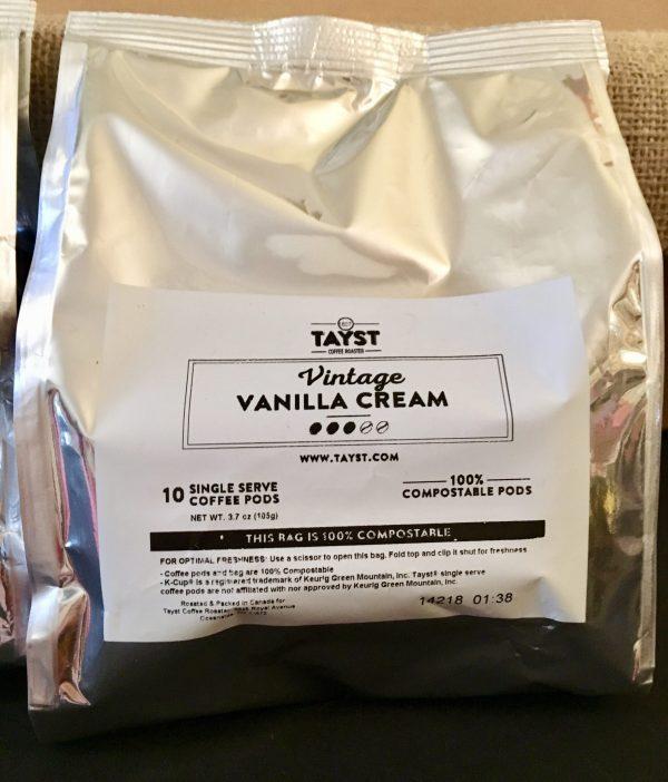 Vintage Vanilla Cream