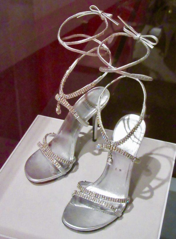 Million Dollar Sandals