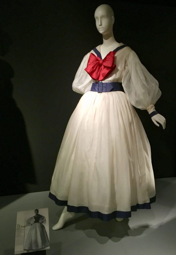 Norell Sailor Suit