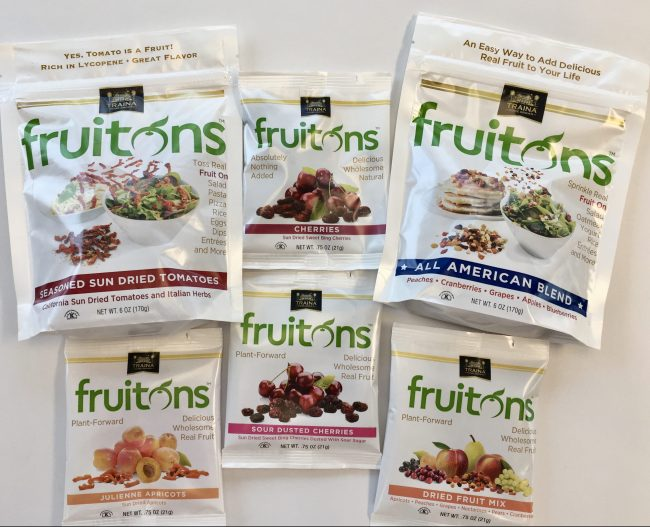 Frutons Assorted Packaging