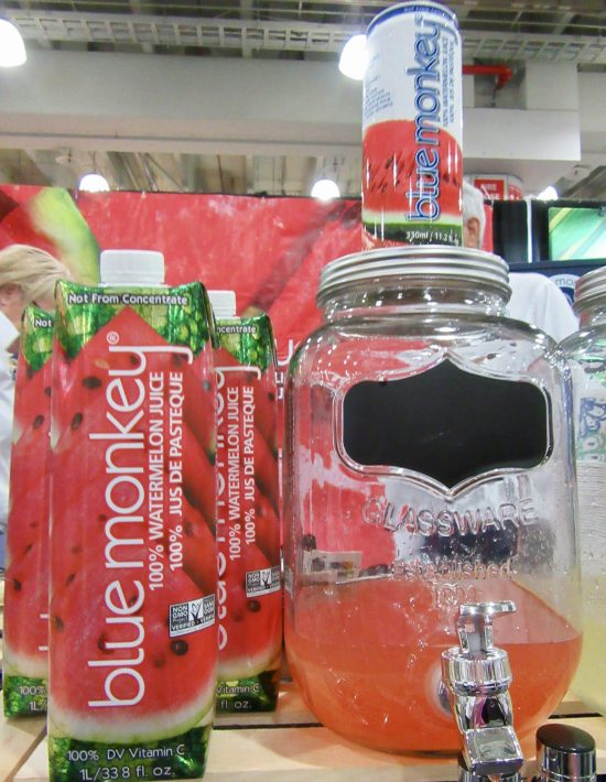 Blue Monkey Watermelon Juice