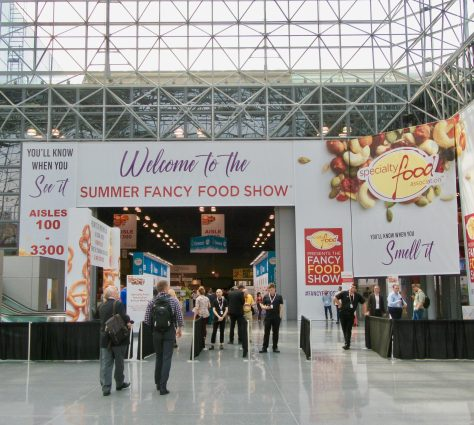 Summer Fancy Food 2018 Entrance