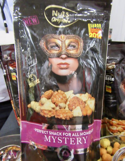 Mystery Flavor Snack Mix