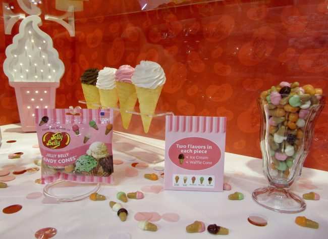 Jelly Belly Table Display