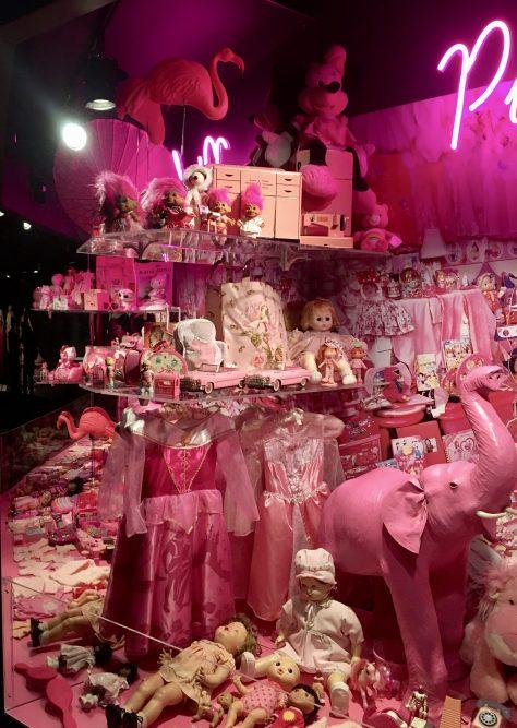 Pink Shrine Left
