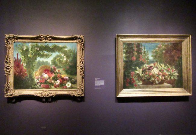 Delacroix Installation View