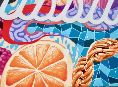 Intermission Mural Detail