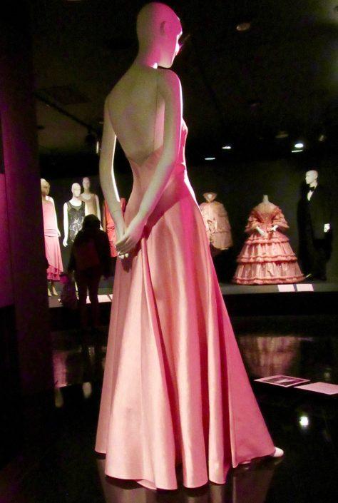 Ralph Lauren Evening Gown Back