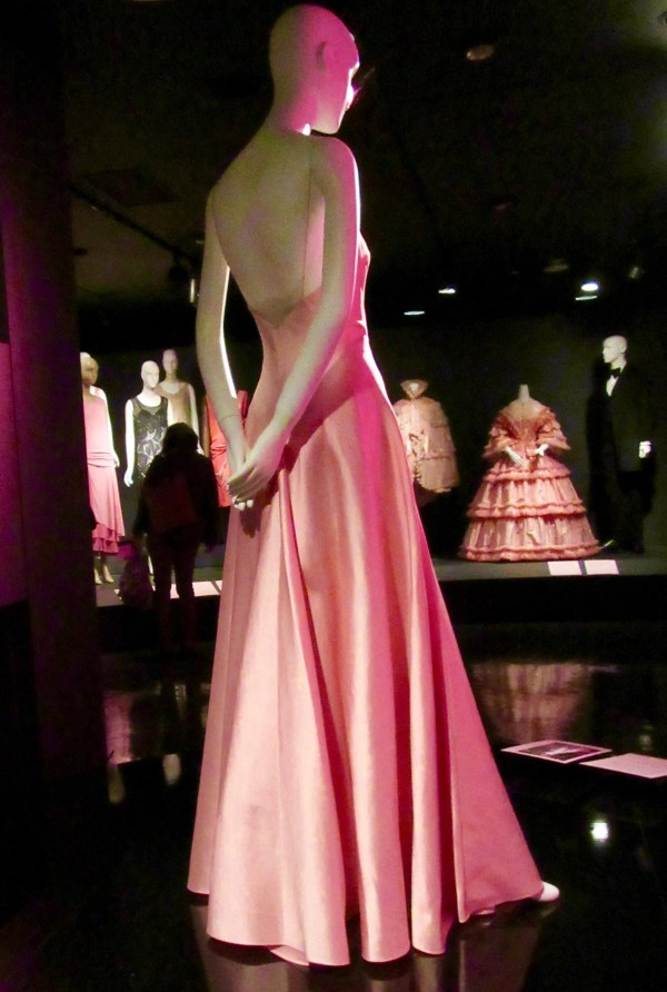 Ralph Lauren Evening Gown Back