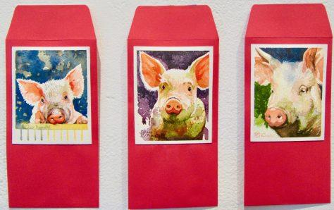 3 Pigs By Lou Pimentel