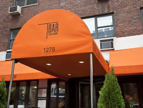 T-Bar Steak and Lounge Storefront
