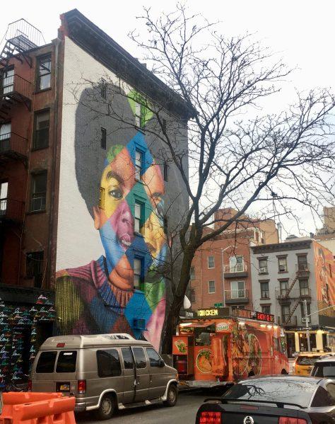 Michael Jackson Mural By Kobra