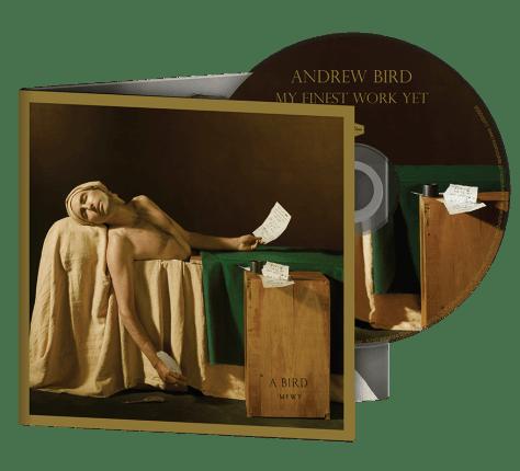 Andrew Bird CD Cover