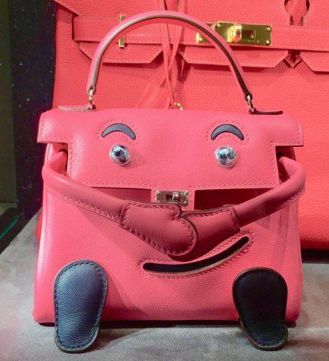 Pink Kelly Doll Bag