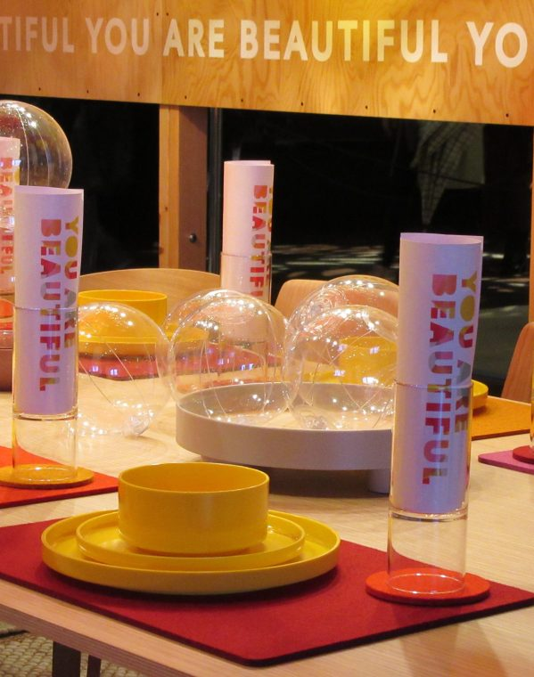 Yellow Dishes