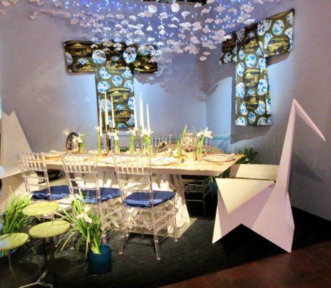 Lotus Leaf Side Table