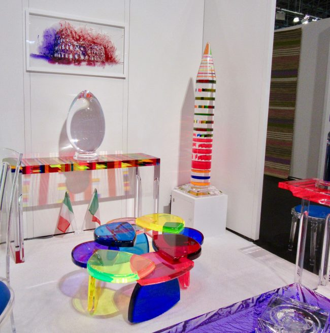 Poliedrica Booth ICFF