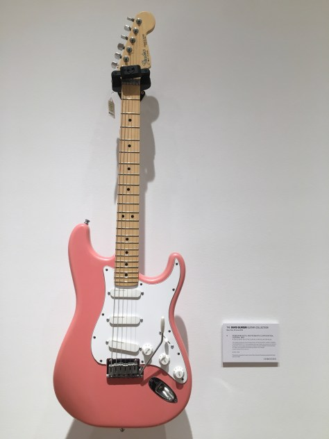 Dusty Rose Stratocaster Plus