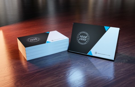 Business Card Template Image