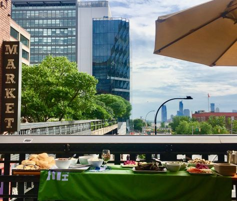 Niman Ranch BBQ on the HighLine