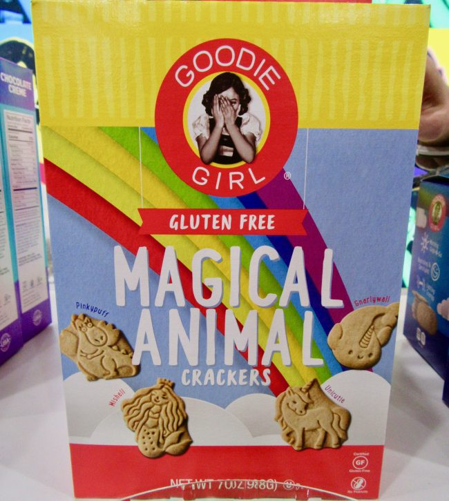 Goodie Girl Animal Crackers Box