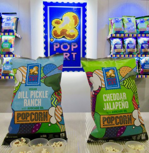 Pop Art Gourmet Popcorn