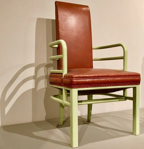 kem weber dining chair photo by gail worley