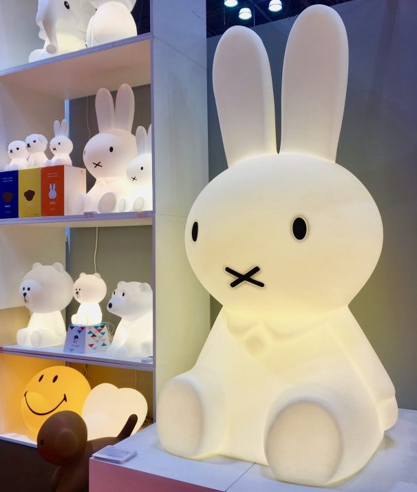 Illuminated Bunny