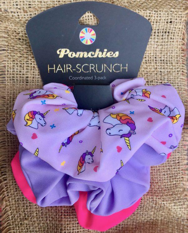 Scrunchie Threesome