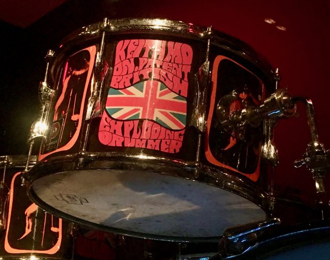 Keith Moon Pictures of Lily Snare Drum
