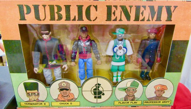 Public Enemy Action Figures