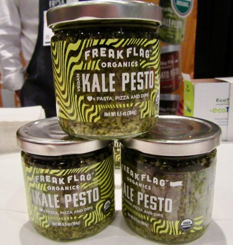 Freak Flag Kale Pesto