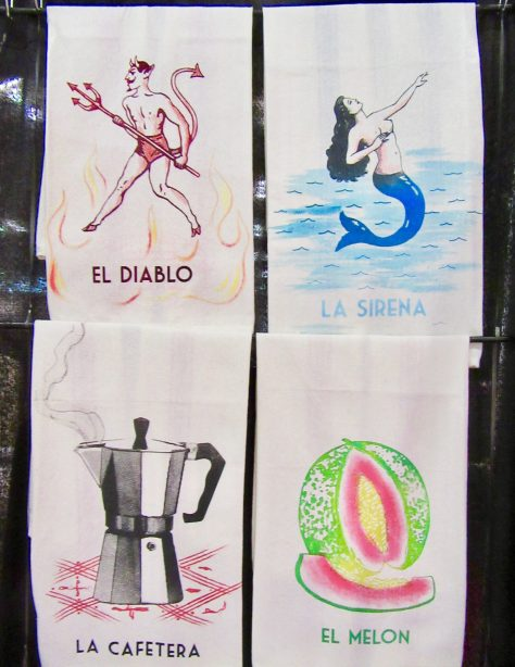 Tea Towels from Mexico