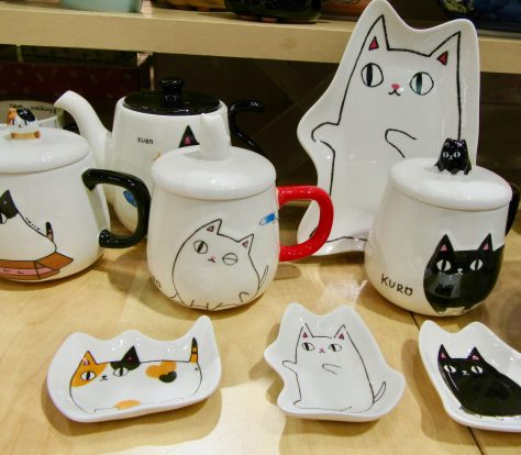 Cat Dishes