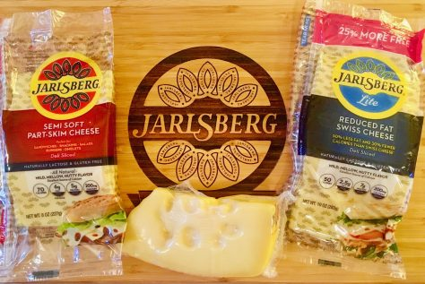 Jarlsberg Cheese Board