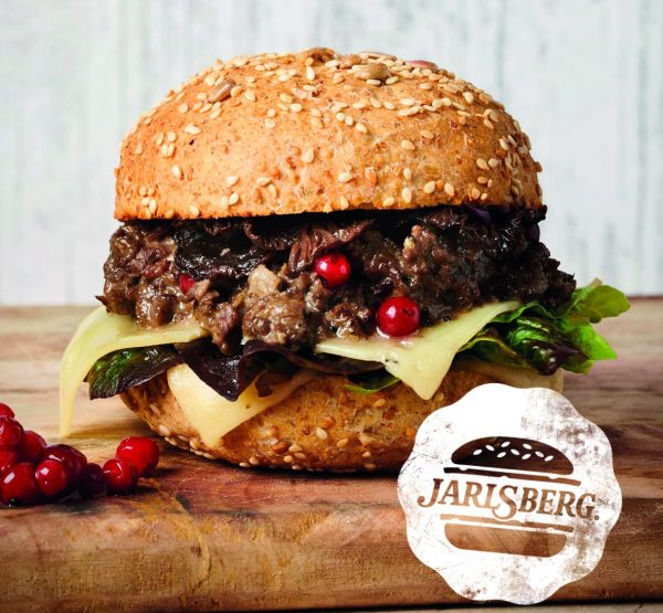 Jarlsberg Northern Temptation Burger